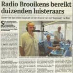 Radio Brooikens bereikt een heel dorp